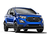 New Ford EcoSport at Penticton