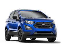 New Ford EcoSport at Green Bay