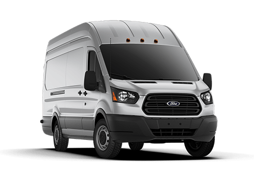 Transit Cargo Van Transit-350HD High Roof Extended 4.10 Rear Axle