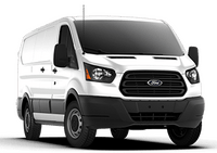 New Ford Transit Cargo Van at Fallon
