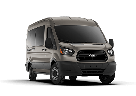 Transit Passenger Wagon Transit-350 Medium Roof Long