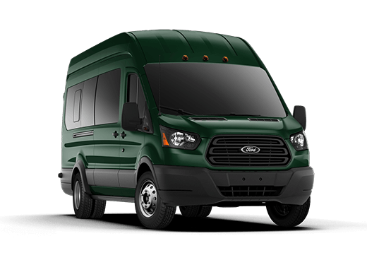 Transit Passenger Wagon Transit-350HD XL High Roof Extended