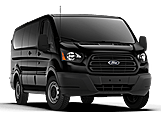 New Ford Transit Passenger Wagon at Penticton