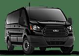 New Ford Transit Passenger Wagon at Penticton