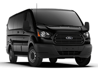 New Ford Transit Passenger Wagon at Fallon