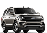 New Ford Expedition at Penticton