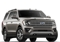 New Ford Expedition at Fallon