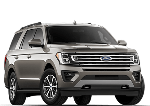 New Ford Expedition in Paris