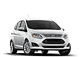 New Ford C-Max Hybrid at Penticton