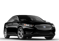 New Ford Taurus at Fallon
