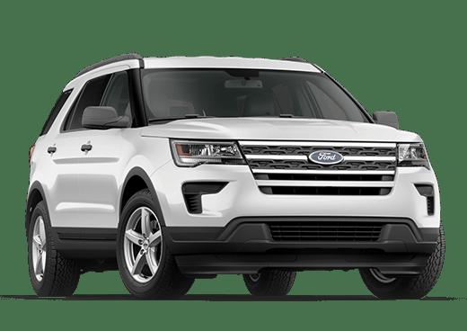 New Ford Explorer Penticton, BC