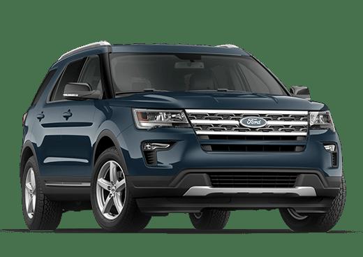 Explorer XLT 4WD