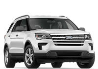 New Ford Explorer at Fallon
