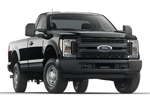 Super Duty F-250 SRW XL 4x2 Regular Cab w/ 8' Bed 142