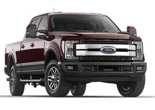Super Duty F-250 SRW King Ranch 4x4 Crew Cab w/ 6-3/4' Bed 160