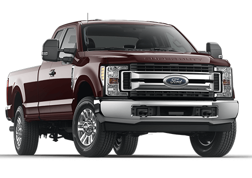 Super Duty F-250 SRW XLT 4x4 SuperCab w/ 8' Bed 164