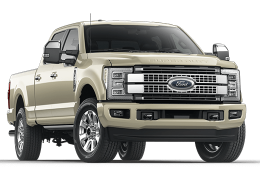 Super Duty F-250 SRW Platinum 4x4 Crew Cab w/ 6-3/4' Bed 160