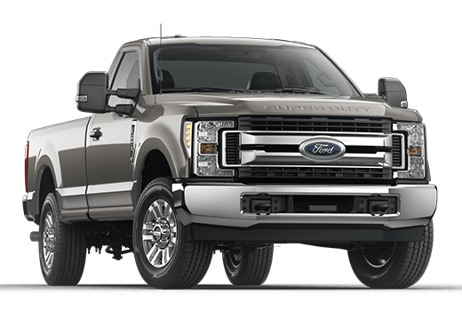 Super Duty F-250 SRW XLT 4x4 Regular Cab w/ 8' Bed 142