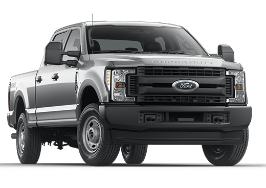 Super Duty F-250 SRW XL 4x4 Crew Cab w/ 6-3/4' Box &160