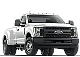 New Ford Super Duty F-350 DRW at Penticton