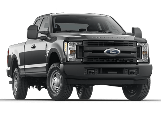 Super Duty F-350 SRW XL 4x2 SuperCab w/ 6-3/4' Bed 148