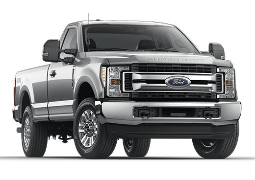 Super Duty F-350 SRW XLT 4x4 Regular Cab w/ 8' Bed 142