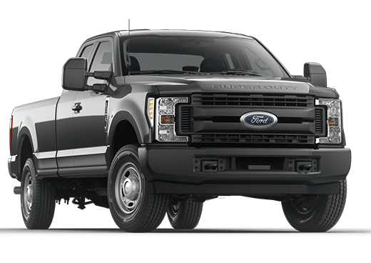 Super Duty F-350 SRW XL 4x2 SuperCab w/ 8' Bed 164