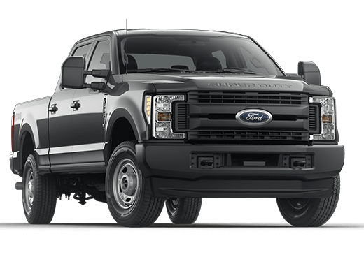 Super Duty F-350 SRW XL 4x4 Crew Cab w/ 6-3/4' Bed 160
