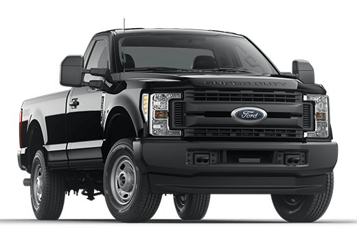 Super Duty F-350 SRW XL 4x4 Regular Cab w/ 8' Bed 142