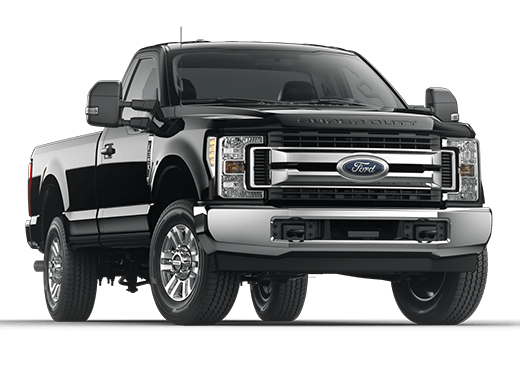 Super Duty F-350 SRW XLT 4x2 Regular Cab w/ 8' Bed 142
