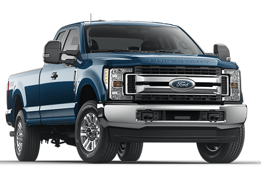 Super Duty F-350 SRW XLT 4x4 SuperCab w/ 8' Bed 164