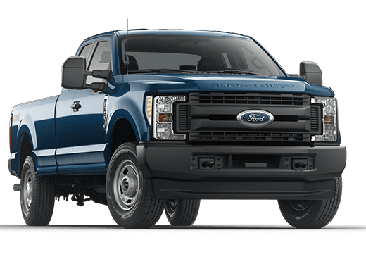 Super Duty F-350 SRW XL 4x4 SuperCab w/ 8' Bed 164