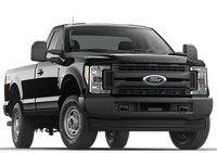 New Ford Super Duty F-350 SRW at Fallon