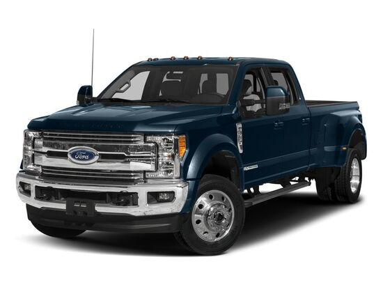 New Ford Super Duty F-550 DRW near Essex