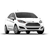 New Ford Fiesta at Penticton