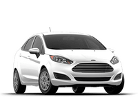 New Ford Fiesta at Fallon