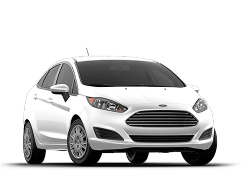 New Ford Fiesta in Rio Grande City