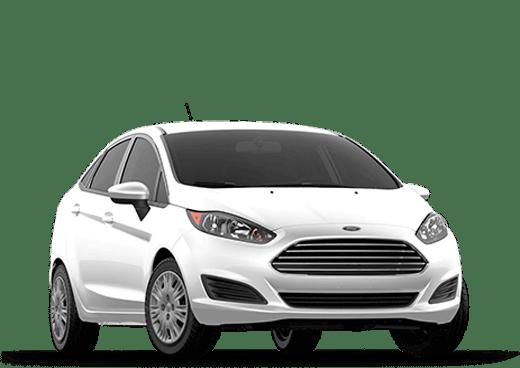 New Ford Fiesta near Penticton
