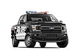New Ford F-150 Police Responder at Penticton