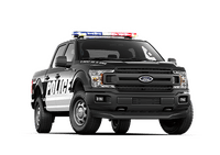 New Ford F-150 Police Responder at Kalamazoo