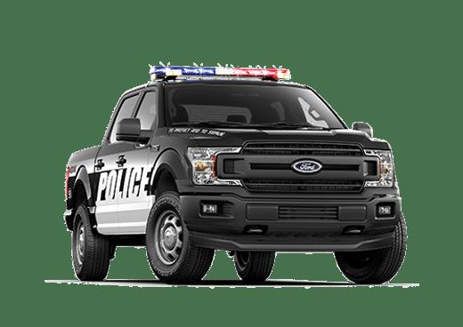 New Ford F-150 Police Responder near Owego