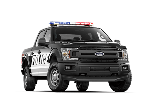 New Ford F-150 Police Responder near Penticton