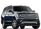 New Ford Expedition Max at Penticton