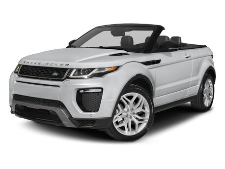 New Land Rover Range Rover Evoque in San Jose