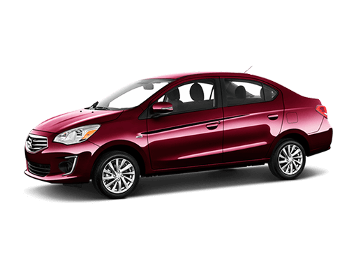 New Mitsubishi Mirage G4 near Dayton area
