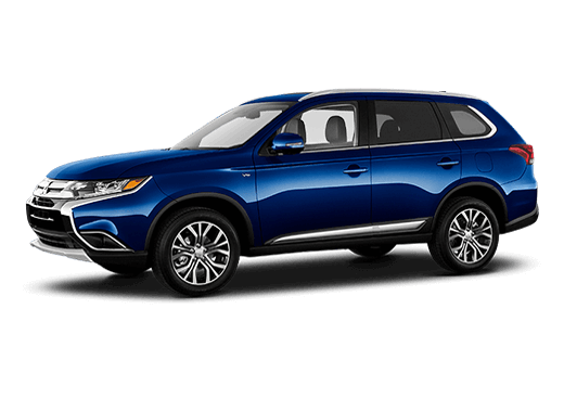 New Mitsubishi Outlander near Dayton area