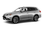 New Mitsubishi Outlander PHEV at Walpole
