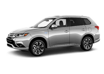 New Mitsubishi Outlander PHEV at Fairborn