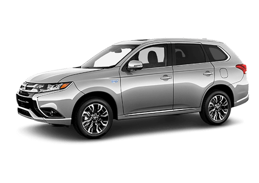 New Mitsubishi Outlander PHEV near Dayton area