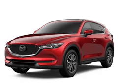 New Mazda CX-5 at Birmingham